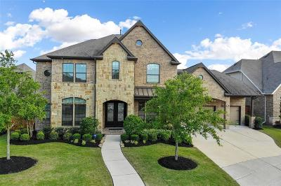 Cypress Single Family Home For Sale: 17807 Riata Prairie Lane