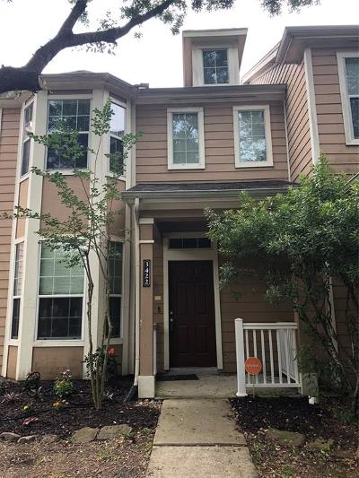 Spring Condo/Townhouse For Sale: 3422 Glenmore Meadow Drive