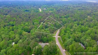 Conroe Residential Lots & Land For Sale: 11975 White Oak Pass