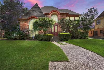 Sugar Land Single Family Home For Sale: 14815 Walbrook Drive