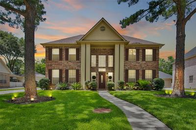 Houston Single Family Home For Sale: 3302 Chapel Bend Drive