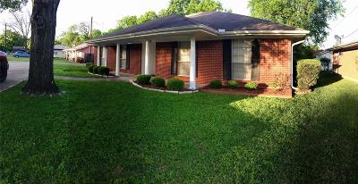 Madisonville Single Family Home For Sale: 502 N Commerce