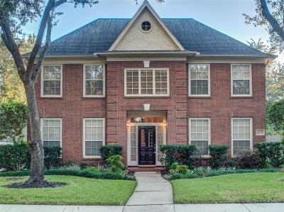 Sugar land Single Family Home For Sale: 3923 Fawn Nest Trail