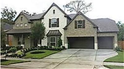 Missouri City Single Family Home For Sale: 34 Trento Turn Drive