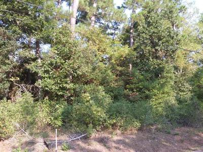 Montgomery Residential Lots & Land For Sale: Cottonwood