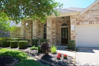 Houston Single Family Home For Sale: 15007 Glenwater Court