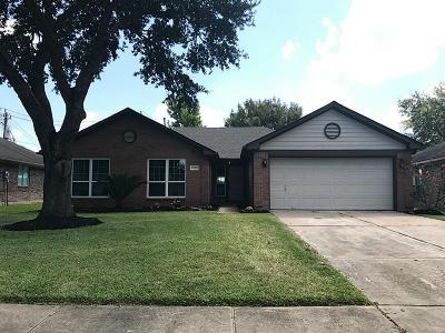 Rosenberg Single Family Home For Sale: 5137 Cotter Lane
