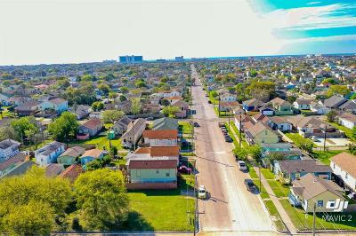 Galveston County Residential Lots & Land For Sale: 1302 55th Street