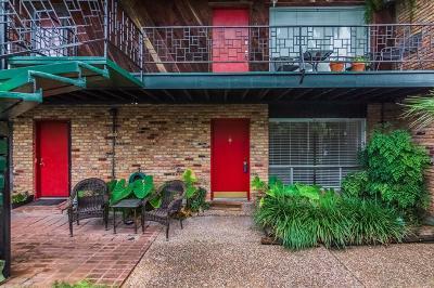 Houston Condo/Townhouse For Sale: 1849 Marshall Street #14