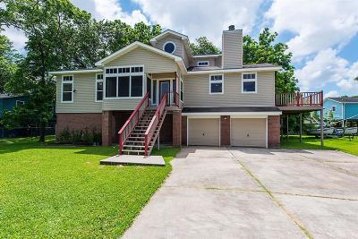 Clear Lake Shores Single Family Home For Sale: 614 Oak Road