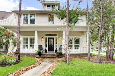 The Woodlands Single Family Home For Sale: 47 Ivy Garden Street