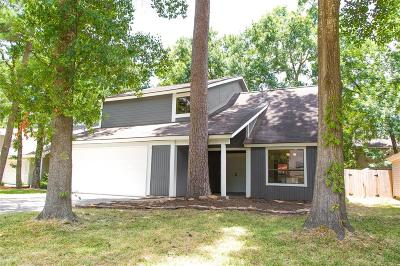 The Woodlands TX Single Family Home For Sale: $260,000