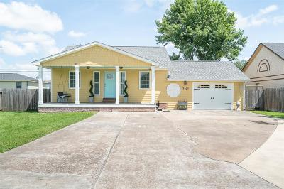 Alvin Single Family Home For Sale: 7527 County Rd 669b