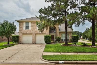 Single Family Home For Sale: 7307 Stone Valley Drive