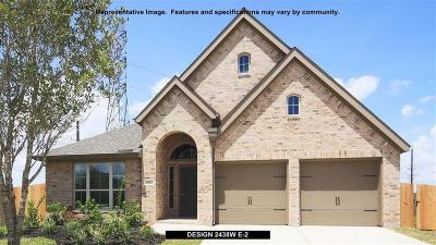Pearland Single Family Home For Sale: 13813 Tidewater Crest Lane
