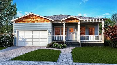 Single Family Home For Sale: 1506 Walton Street