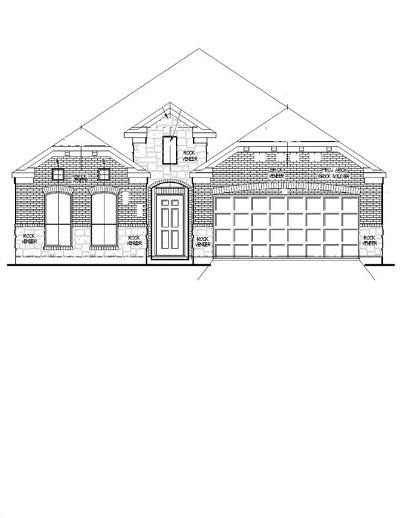 New Caney Single Family Home For Sale: 23493 Banks Mill
