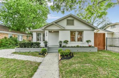 Houston Single Family Home For Sale: 1028 Walling Street