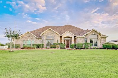 Katy Single Family Home For Sale: 1011 Winding Canyon Court