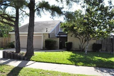 Single Family Home For Sale: 11702 Nobility Drive