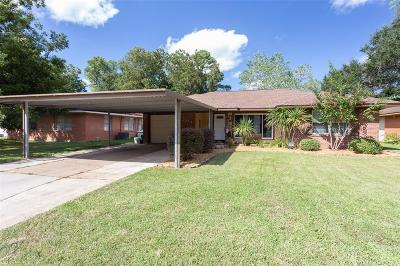 Angleton Single Family Home For Sale: 1109 Meadowlane Street