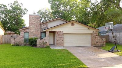 Sugar Land Single Family Home For Sale: 2706 Quarry Hill Road