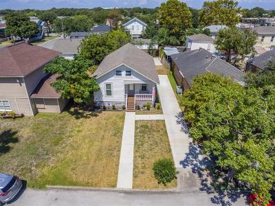 Galveston Single Family Home For Sale: 4524 Avenue Q 1/2