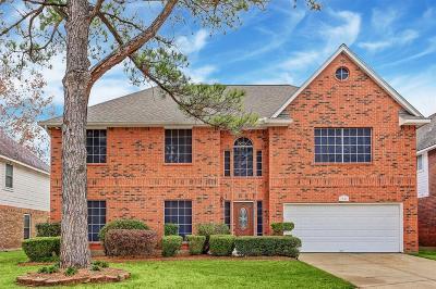 Missouri City Single Family Home For Sale: 1247 Mountain Lake Drive