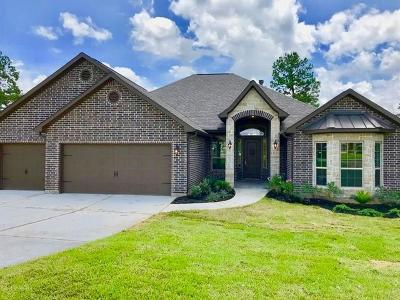 Montgomery Single Family Home For Sale: 11718 E Grand Pond Court