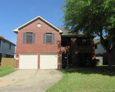 Stafford Single Family Home For Sale: 2118 Whirlaway Drive