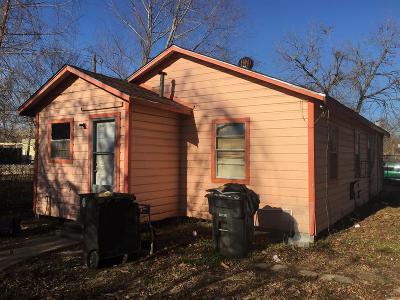 Houston Single Family Home For Sale: 6425 Morrow Street