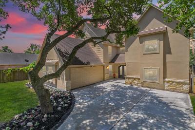 Stafford Single Family Home For Sale: 222 E Sutton Square