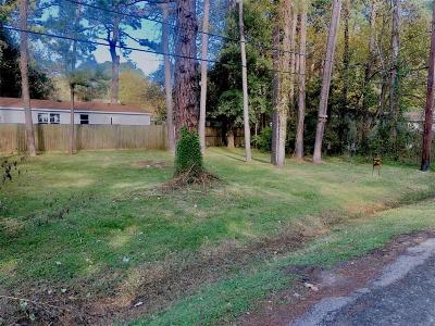 Willis Residential Lots & Land For Sale: Andwood Street