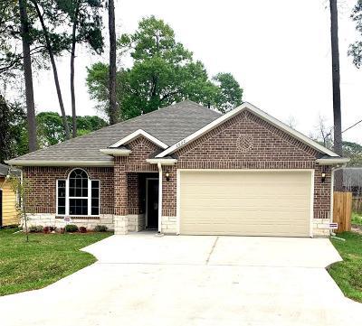 Houston Single Family Home For Sale: 6603 Bethune Drive