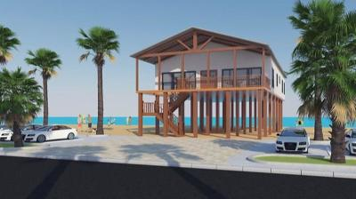 Galveston Single Family Home For Sale: 23111 Marina