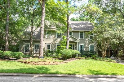 Spring Single Family Home For Sale: 18 Spotted Fawn Court
