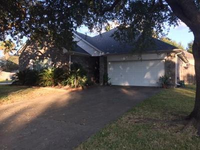 Katy Single Family Home For Sale: 1430 Robin Avenue