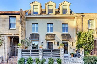 Houston Condo/Townhouse For Sale: 7606 Del Monte Drive