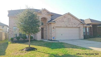 Cypress Single Family Home For Sale: 7827 Meandering Oak Lane