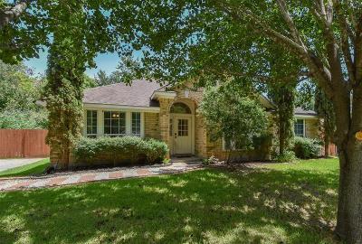Santa Fe Single Family Home For Sale: 4107 Eaton Drive