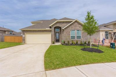 Texas City Single Family Home For Sale: 12618 Helms Bend