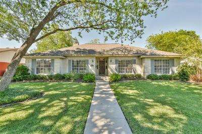 Houston Single Family Home For Sale: 10718 Bordley Drive