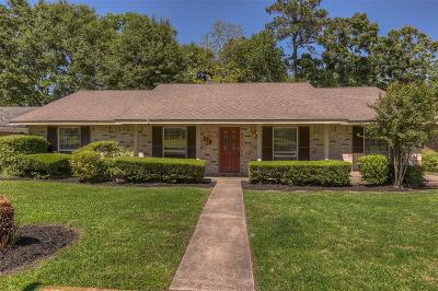 Conroe Single Family Home For Sale: 308 Woodhaven Lane