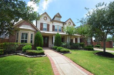 Sugar Land Single Family Home For Sale: 4519 Beacon View Court