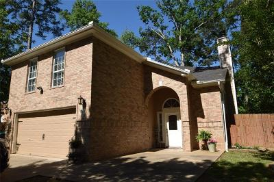 Montgomery Single Family Home For Sale: 600 Crystal River Road