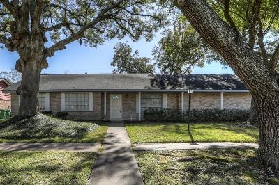 Houston Single Family Home For Sale: 9802 Rambling Trail