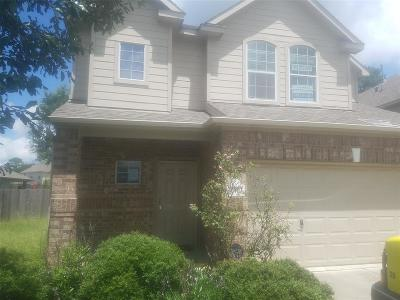 Magnolia Single Family Home For Sale: 30903 Roadie Pass