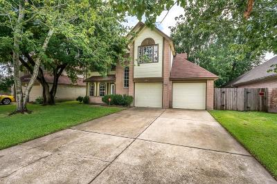 Seabrook Single Family Home For Sale: 1421 S Heron Drive