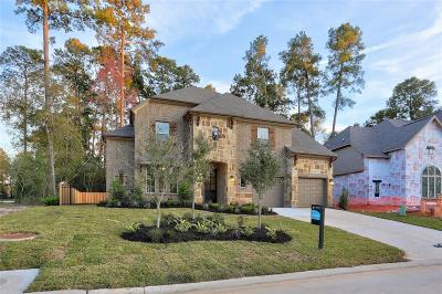 Conroe Single Family Home For Sale: 503 Woodsy Pine Court