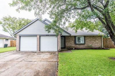Pearland Rental For Rent: 2606 Elm Hollow Street